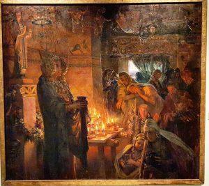 0142-J.S. Garnelo y Alda-Santuario Greco-Iberico