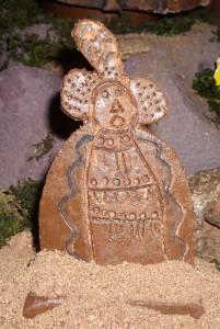 Escultura - Dama de Belén