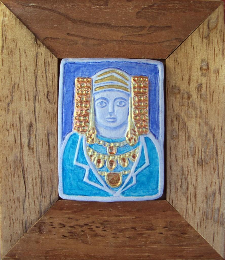 Cerámica - Placa de cerámica