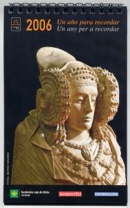 Objeto - Calendario 2006