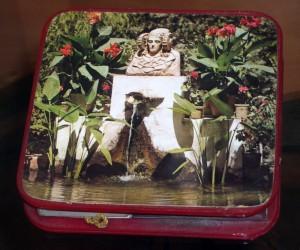 Objeto - Embellecedor de cajas de cerillas