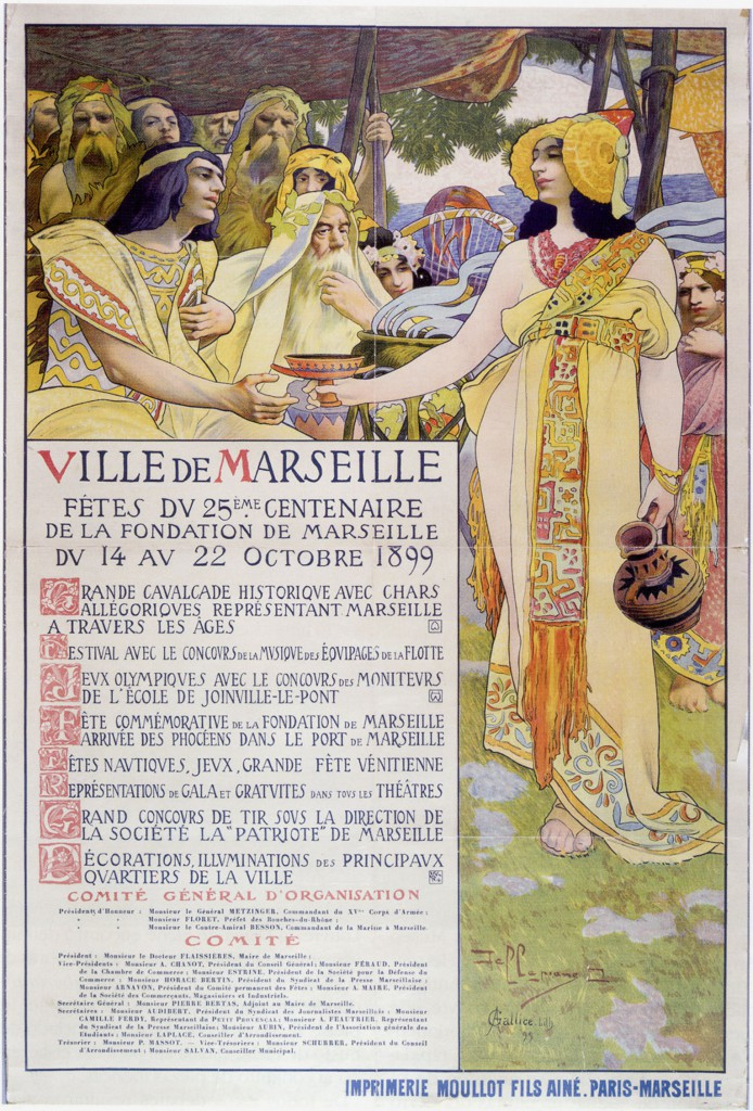 Cartel - Ville de Marseille