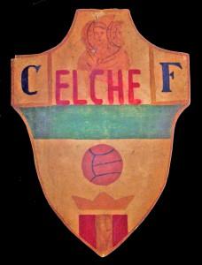 Objeto - Escudo del Elche C.F.
