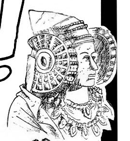 Dibujo - Caricatura Dama