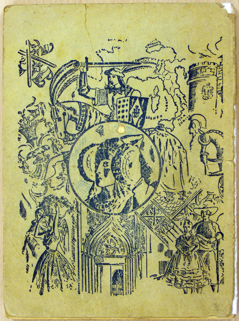 Libro - Alegoría con Dama de Elche