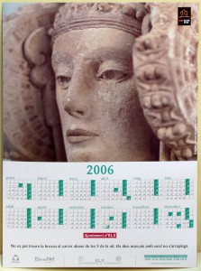 Objeto - Calendario Recogida de Basura