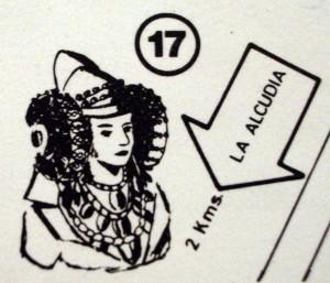 Dibujo - A la Alcudia