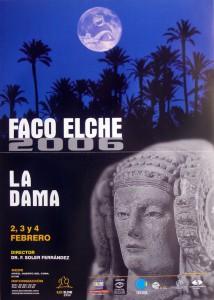 Cartel - FACO Elche 2006
