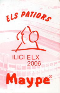 Sin clasificar - Tríptico Calendario Fútbol
