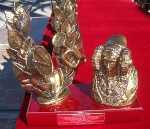 Objeto - Trofeo Bandas Semana Santa