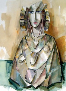 Pintura - Dama I