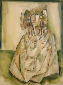 Pintura - Dama IV