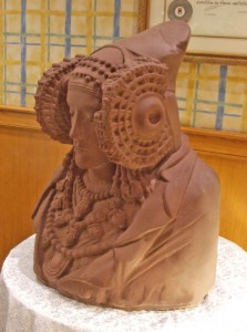 Reproducción - Dama de chocolate