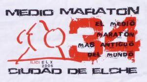 Anuncio - Medio Maratón Ciudad de Elche