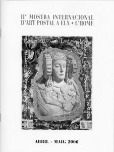 Libro - Muestra de Arte Postal