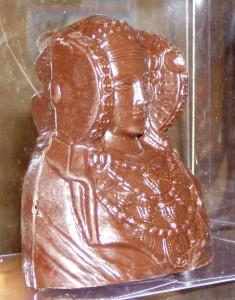 Objeto - Dama de Chocolate