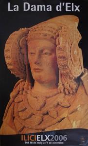 Cartel - La Dama d'Elx