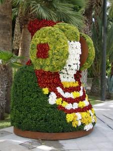 Sin clasificar - Dama floral