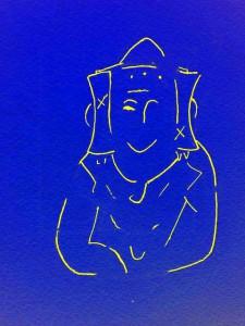 Dibujo - Esquema de Dama