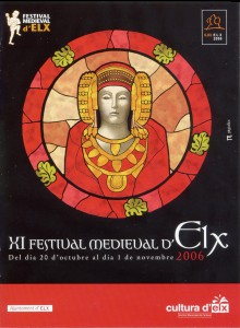 Cartel - XI Festival Medieval