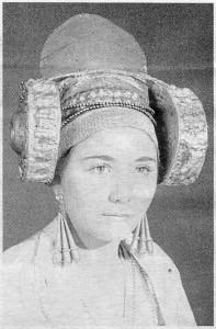 Dama viviente - Francisca Selva García