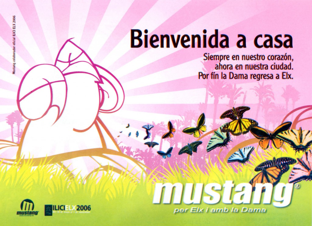 Anuncio - Mustang