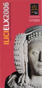 Libro o impreso - Folleto IliciElx2006