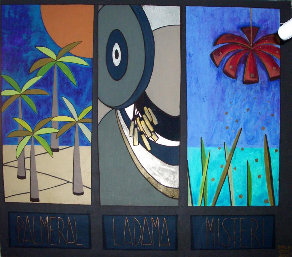 Otras técnicas artísticas - Mural