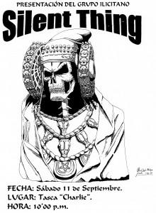 Dibujo - Silent Thing