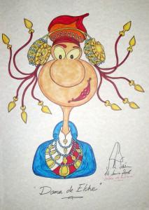 Dibujo - Caricatura