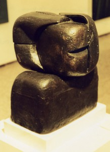 Escultura - Dama d'Elx cosmica