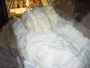 Otras técnicas artísticas - Hallazgo de la Dama de Elche