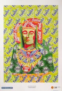 Pintura - La Dama del refreco