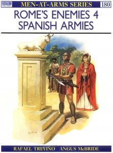 Libro - Rome's Enemies 4 Spanish Armies