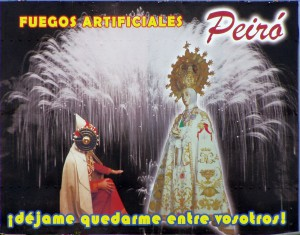 Anuncio - Valla publicitaria Peiró