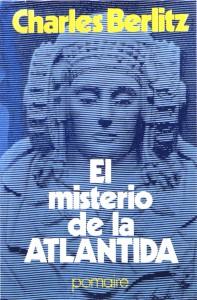 Libro - El misterio de la Atlántida