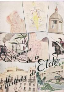 Libro o impreso - Esquema de la Historia de Elche
