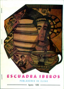 Libro - Escuadra Iberos 1988