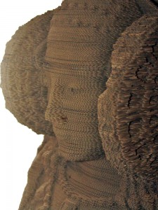 Objeto - Puzzle 3D Dama de Elche