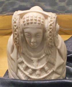 Escultura - Dama de Marfil?