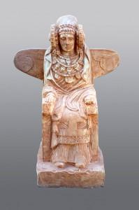 Reproducción - Reproducción de la Dama de Elche