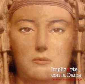 Libro o impreso - Catálogo Exposición ImplicArte...con la Dama