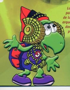 Dibujo - Tortuga de RENFE
