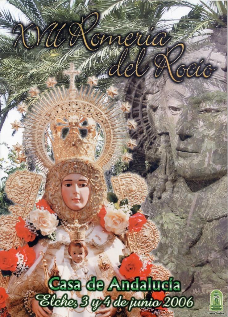 Libro o impreso - XXVII Romería del Rocío