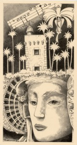 Tarjeta postal - Tarjeta Navideña I.E.S. La Torreta