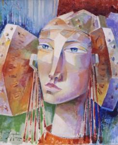 Pintura - Dama Laura 6406