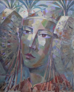 Pintura - Dama