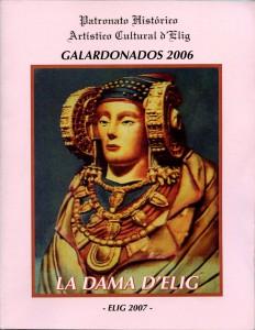 Libro o impreso - La Dama d'Elig