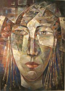 Pintura - Una mirada al regreso de la Dama