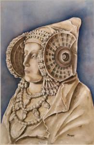 Pintura - Mi Dama